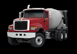 Commercial Mixer Truck